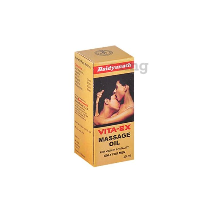 Baidyanath Vita EX Massage Oil