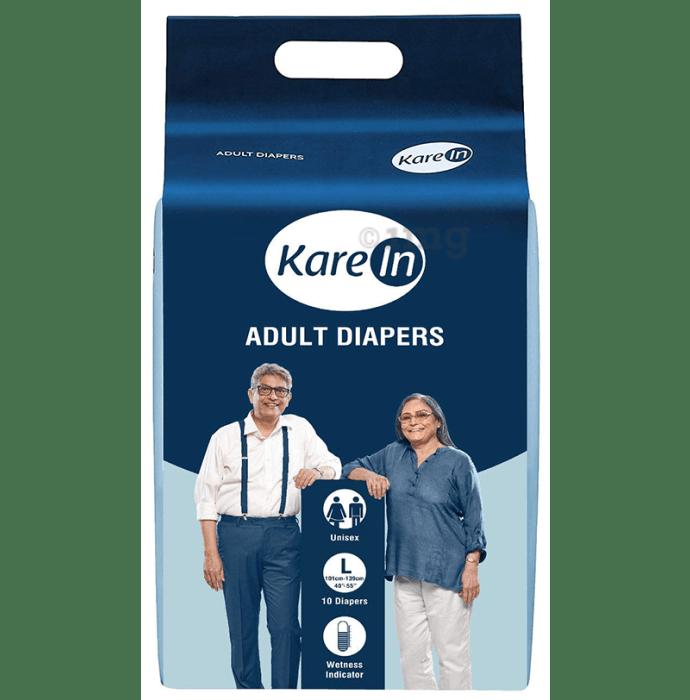 Kare In Adult Diaper Large