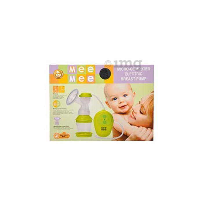 Mee Mee Micro-Computer Electric Breast Pump Yellow
