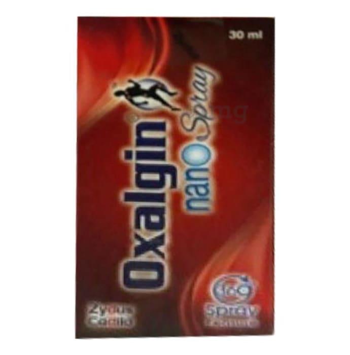 Oxalgin Nano Spray