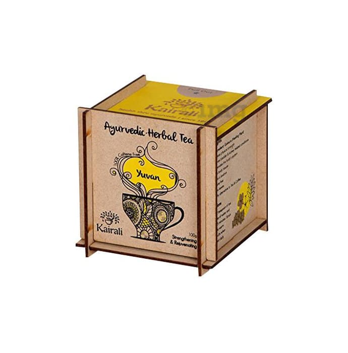 Kairali Yuvan Ayurvedic Herbal Tea