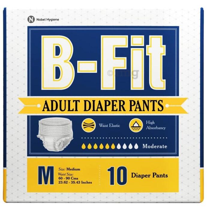 B-Fit Adult Diaper Pants Medium