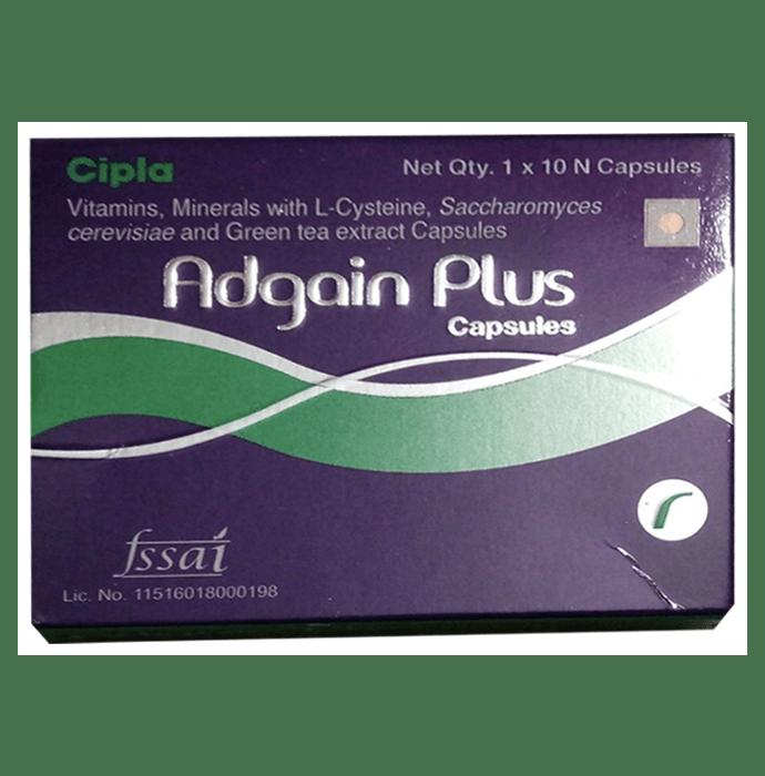 Adgain Plus Capsule