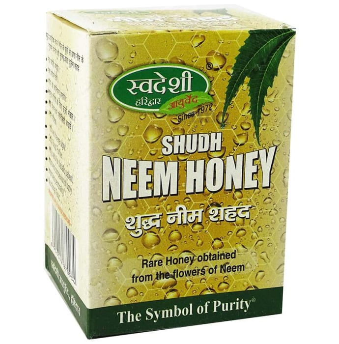 Swadeshi Shudh Neem Honey