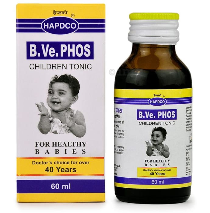Hapdco B.Ve. Phos Children Tonic