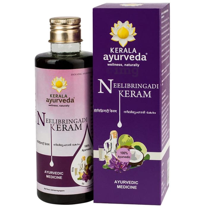 Kerala Ayurveda Neelibringadi Keram