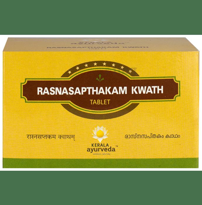 Kerala Ayurveda Rasnasapthakam Kwath Tablet