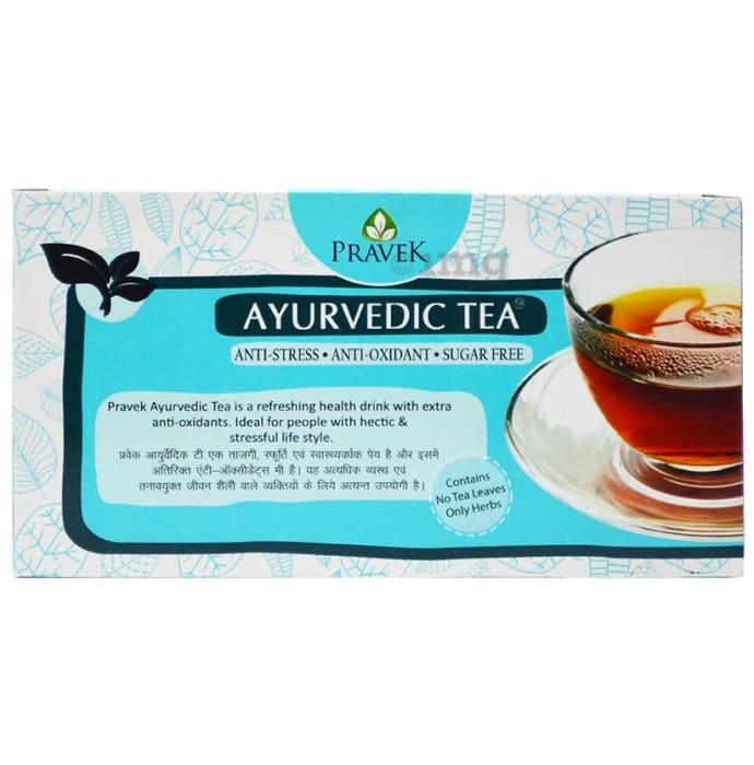 Pravek Ayurvedic Tea (2gm Each)