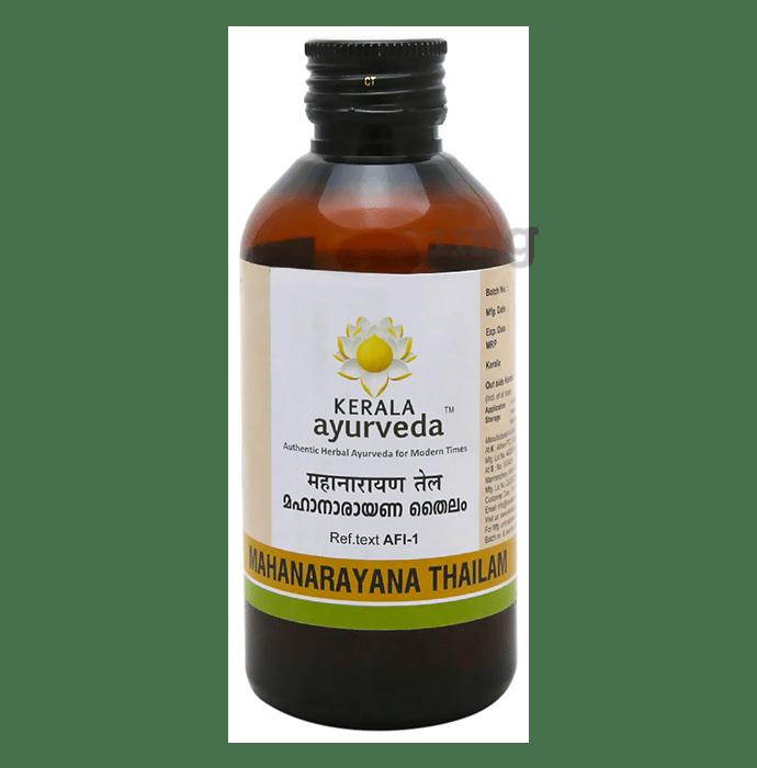 Kerala Ayurveda Mahanarayana Thailam