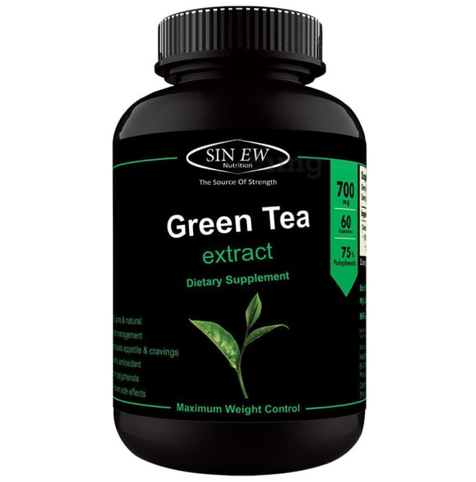 Sinew Nutrition Green Tea Extract Capsule