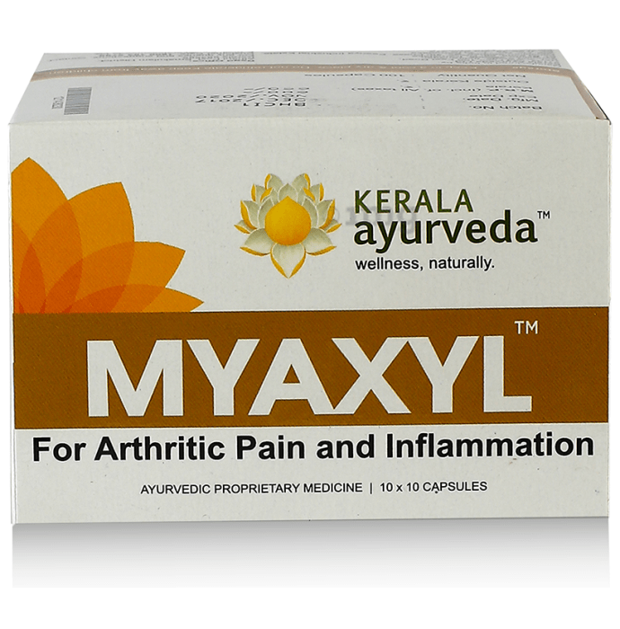 Kerala Ayurveda Myaxyl Capsule