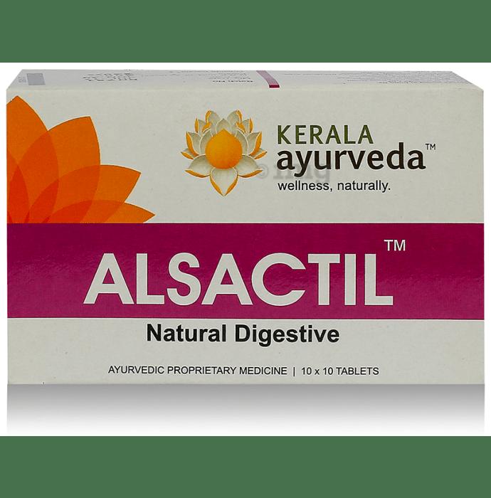 Kerala Ayurveda Alsactil Tablet