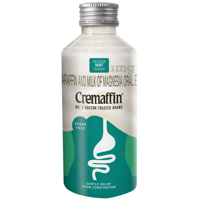 Cremaffin Constipation Relief Syrup Mint