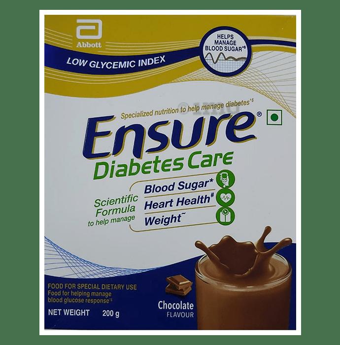 Ensure Diabetes Care Chocolate Powder