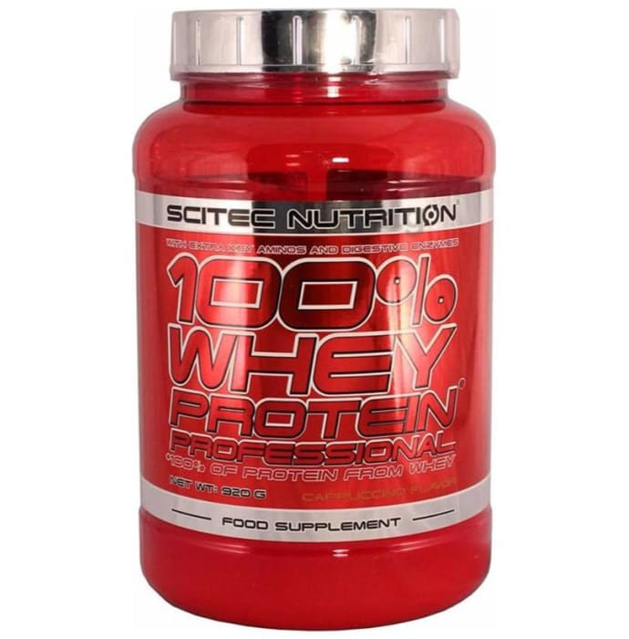 Scitec Nutrition 100% Whey Protein Professional Cappuccino
