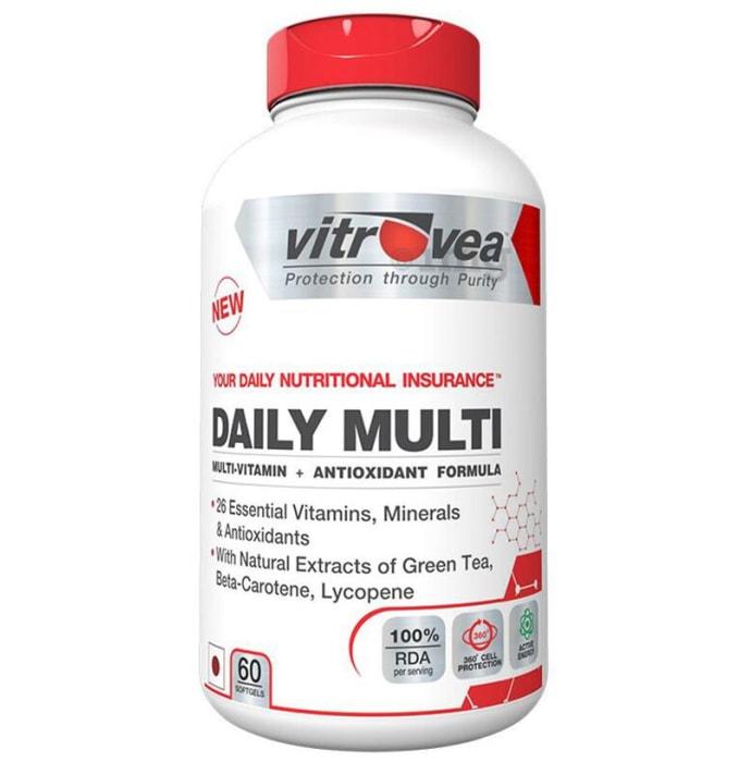 Vitrovea Daily Multi Softgels