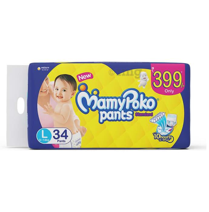 Mamy Poko Pants Standard Large