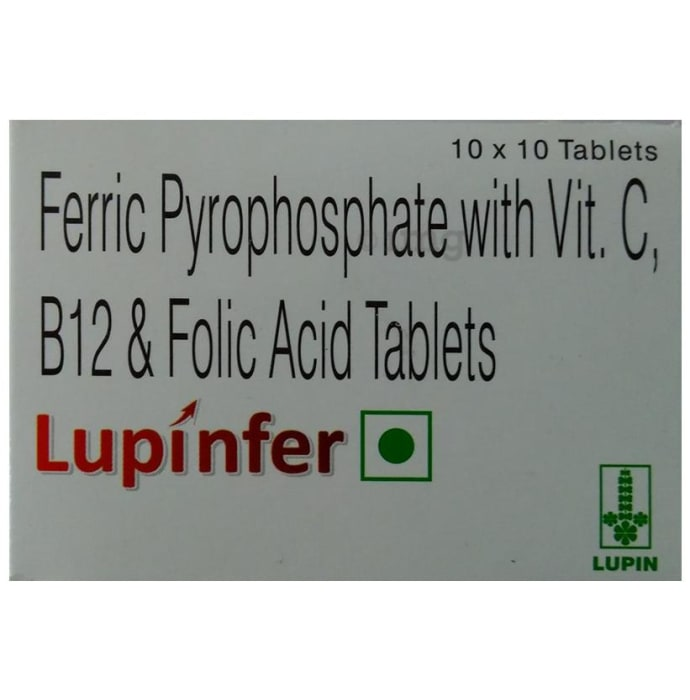 Lupinfer Tablet