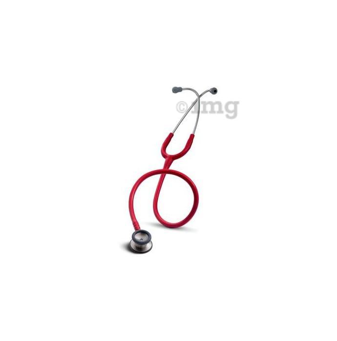 3M Littmann Classic II Pediatric Stethoscope, Red Tube, 28 inch, 2113R