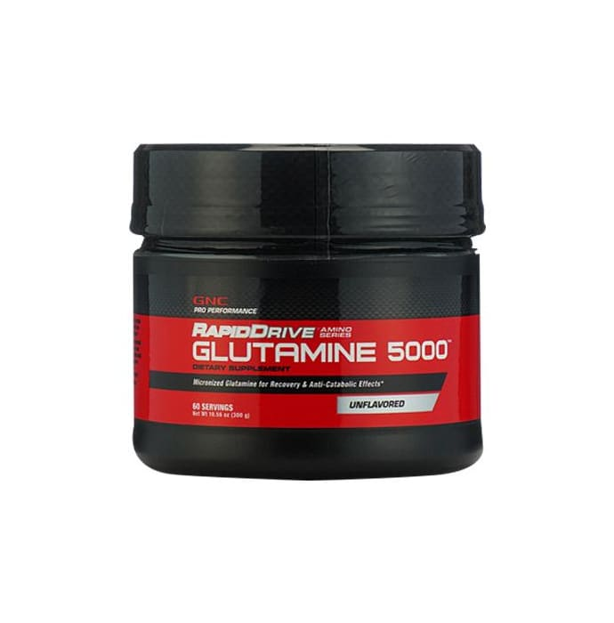 GNC Pro Performance Rapid Drive Glutamine 5000 Powder