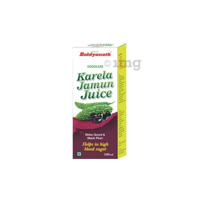 Goodcare Karela Jamun Juice