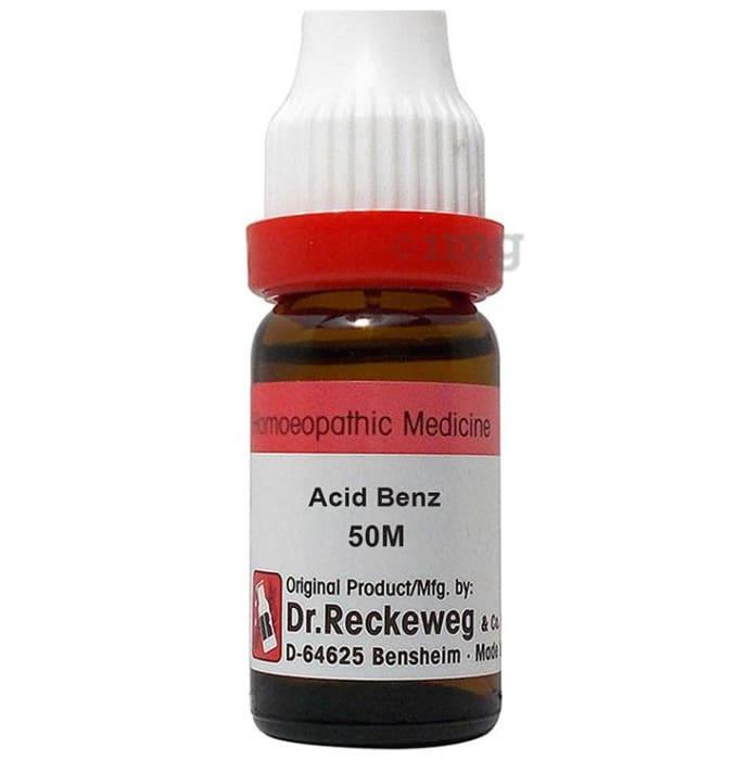 Dr. Reckeweg Acid Benz Dilution 50M CH