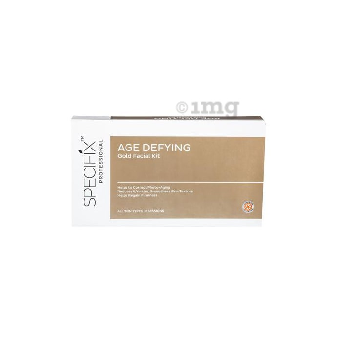 VLCC Specifix Professional Age Defying Gold Facial Kit