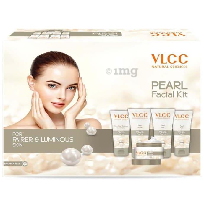 VLCC Natural Sciences Professional Salon Series Pearl Facial Kit