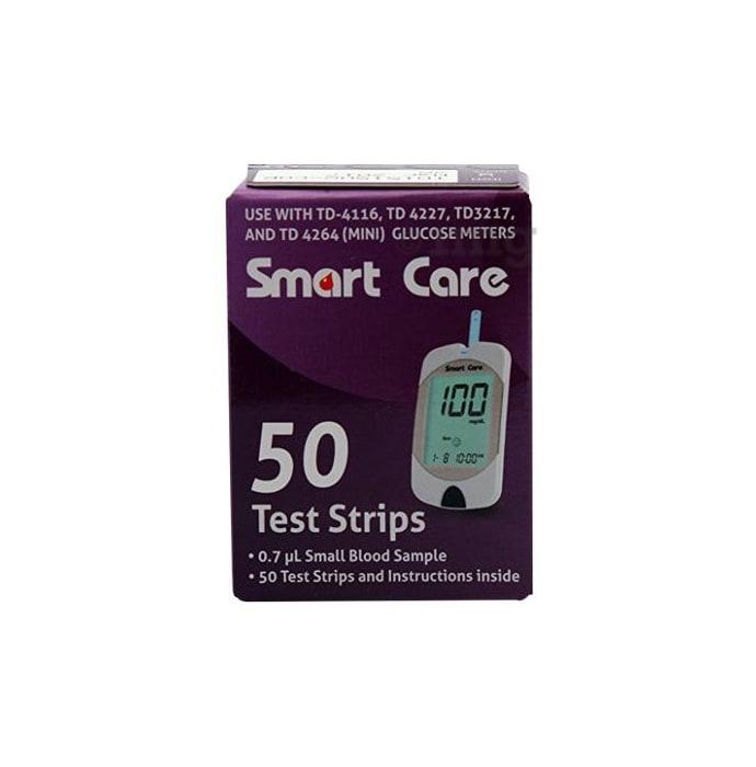 Smart Care Blood Glucose Test Strip