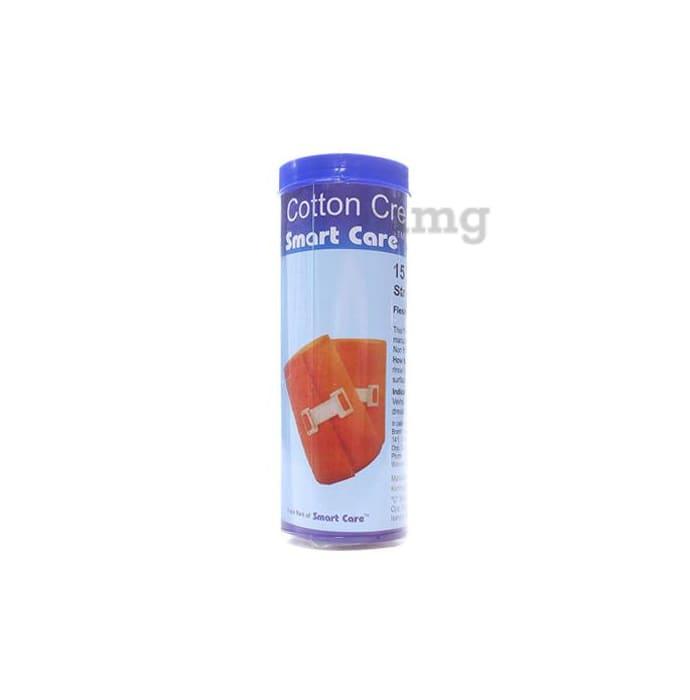 Smart Care Crepe Bandage Premium 15cm x 4m