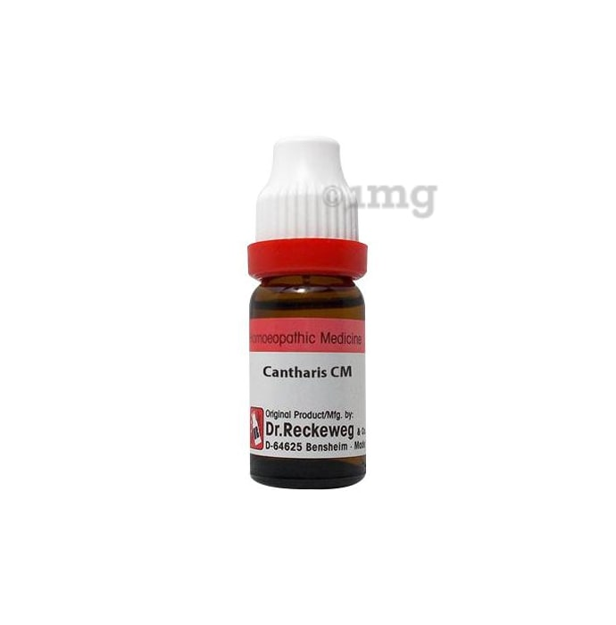 Dr. Reckeweg Cantharis Dilution CM CH