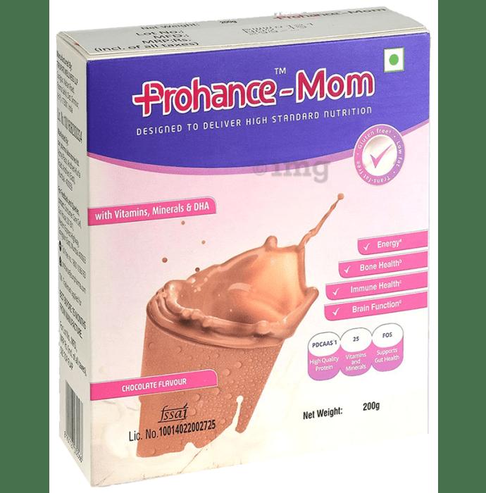 Prohance Mom Chocolate Powder