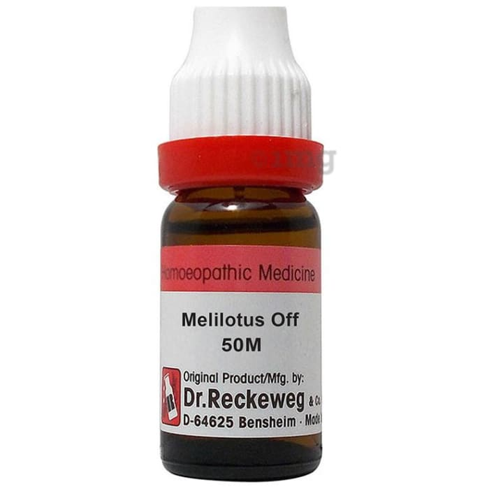 Dr. Reckeweg Melilotus Off Dilution 50M CH