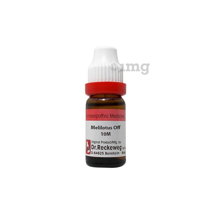 Dr. Reckeweg Melilotus Off Dilution 10M CH