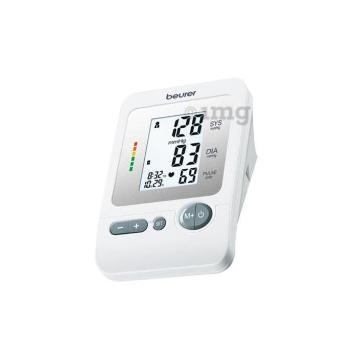 Beurer BM26 Digital BP Monitor White