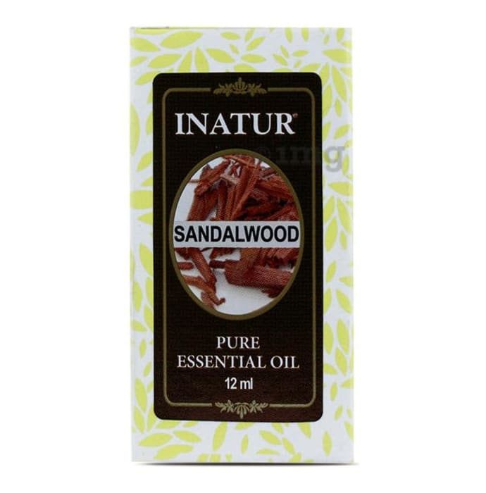 Inatur Sandalwood Pure Essential Oil