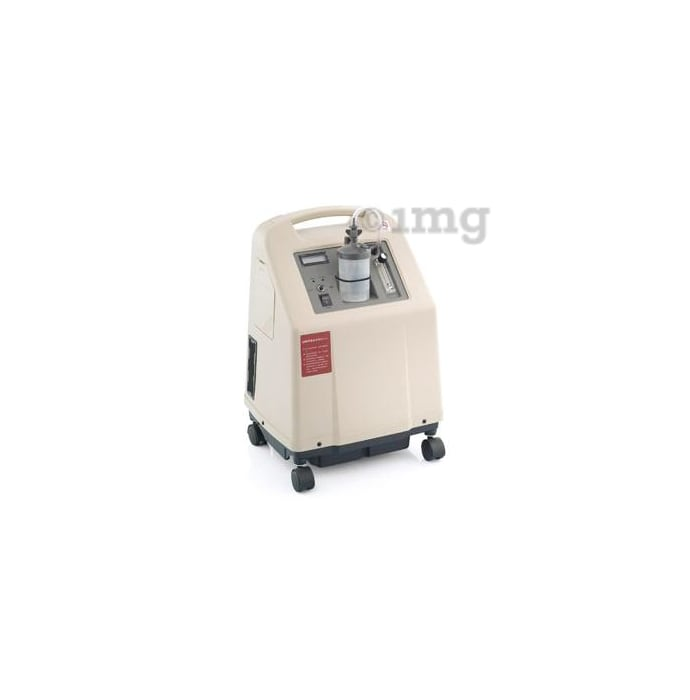 Yuwell 7F-5Mini Oxygen Concentrator with Low Noise 5Ltr