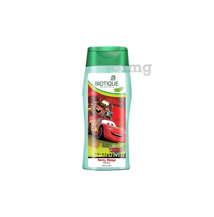 Biotique Bio Disney Pixar Cars Berry Shake Body Wash