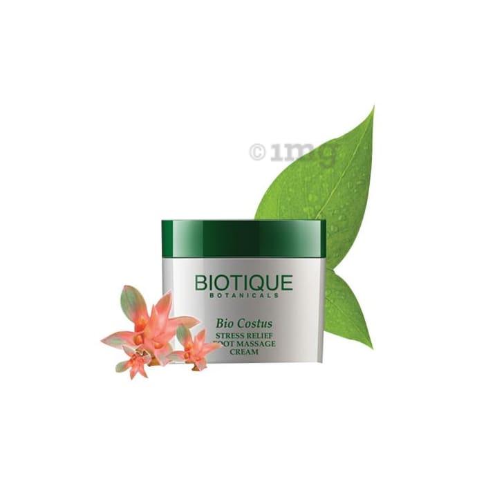 Biotique Bio Costus Stress Relief  Foot Massage Cream