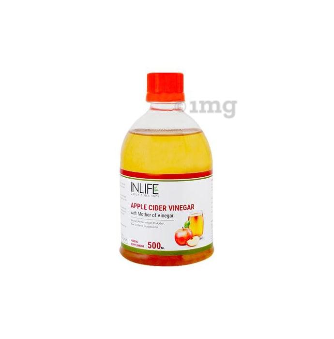 Inlife Apple Cider Vinegar with Mother Vinegar