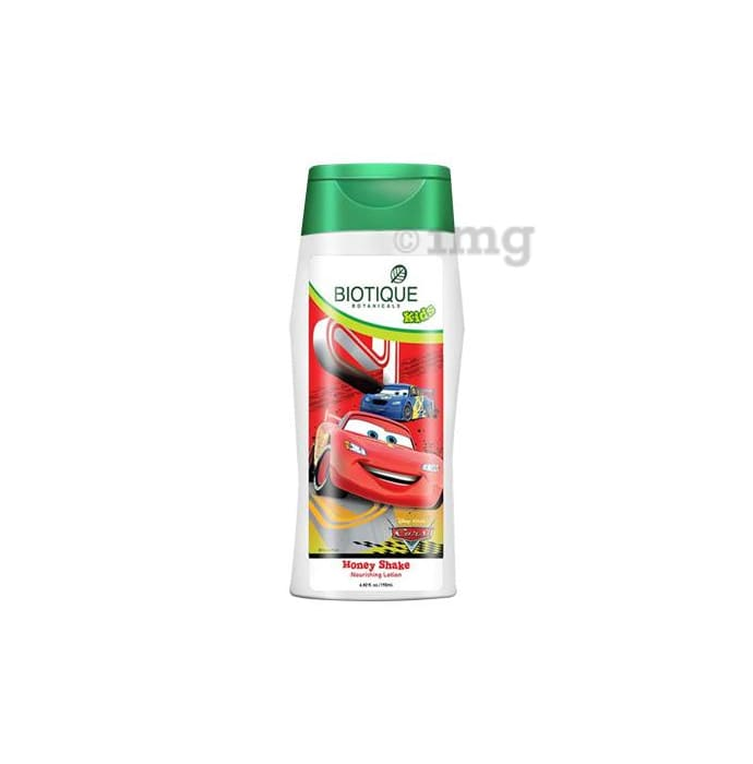Biotique Disney Pixar Bio Honey Shake Cars Nourishing Lotion