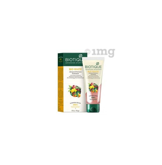Biotique Bio White Whitening & Brightening Face Wash