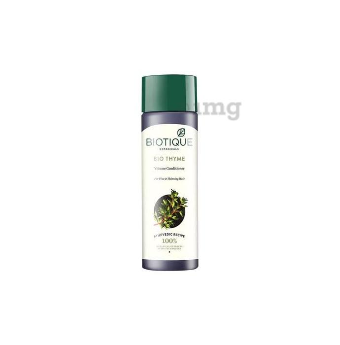 Biotique Bio Thyme Fresh Sparkle Volume Conditioner