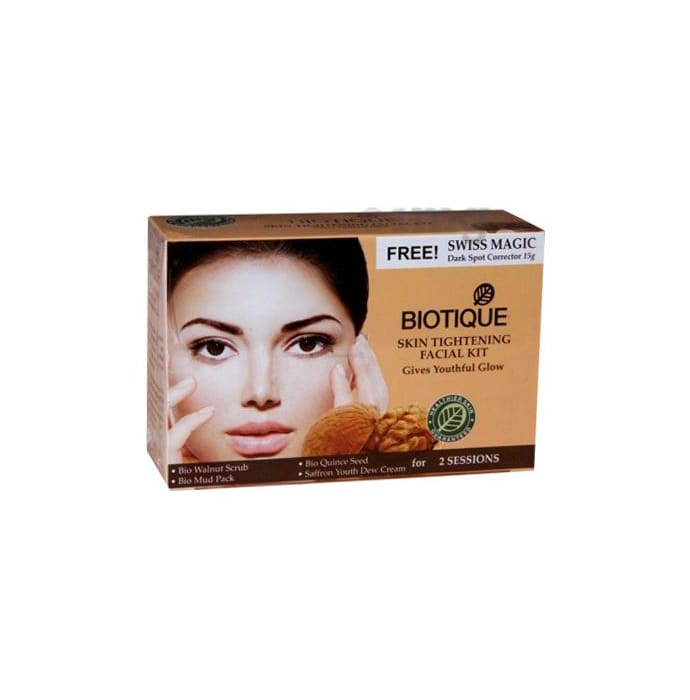 Biotique Skin Tightening Facial Kit