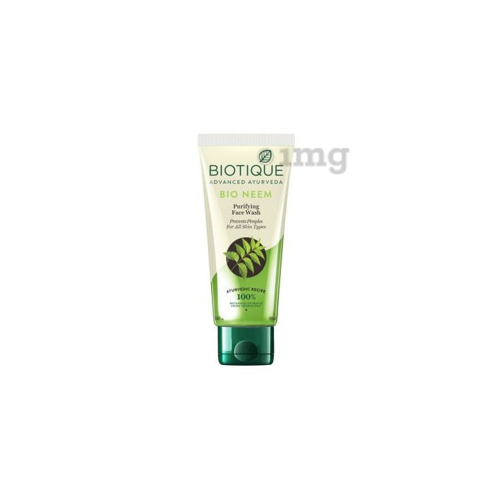 Biotique Bio Neem Purifying Face Wash for All Skin Types