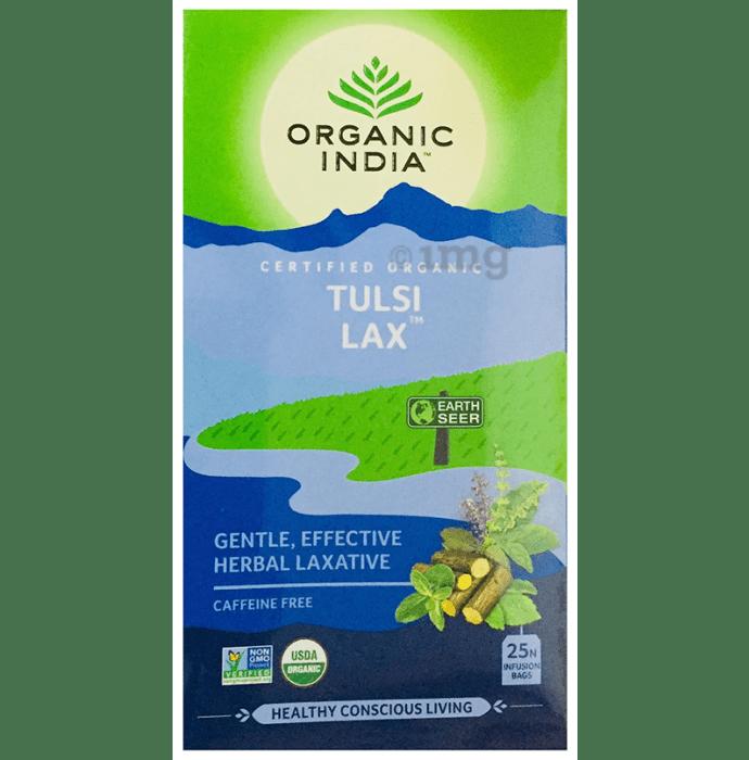 Organic India Tulsi Lax Tea