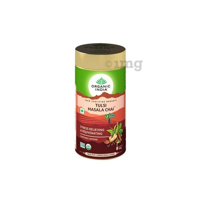 Organic India Tulsi Masala Tea