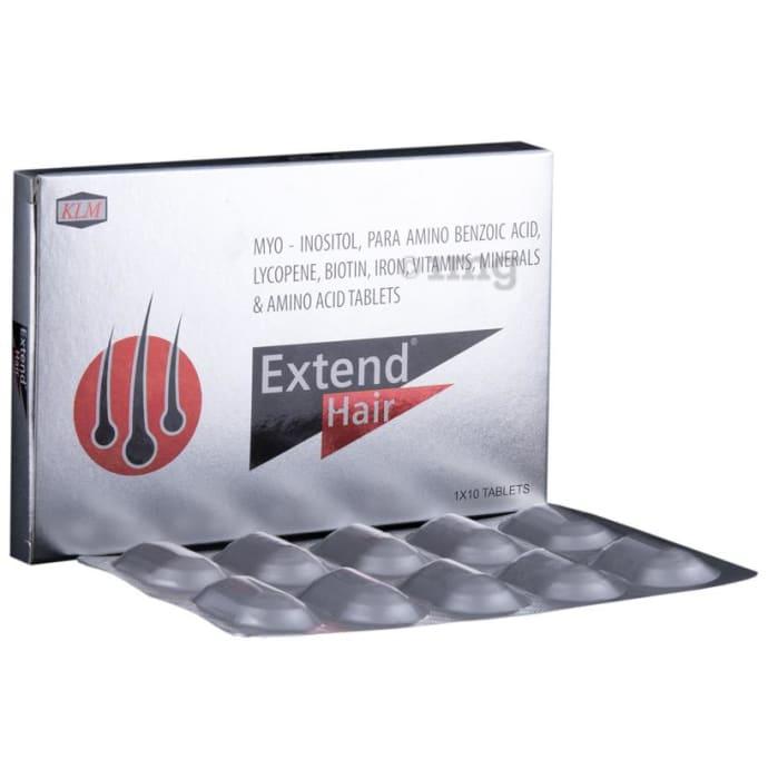 Extend Hair Tablet