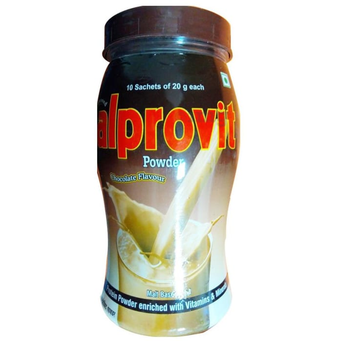 Alprovit Chocolate Sachet (20gm Each)