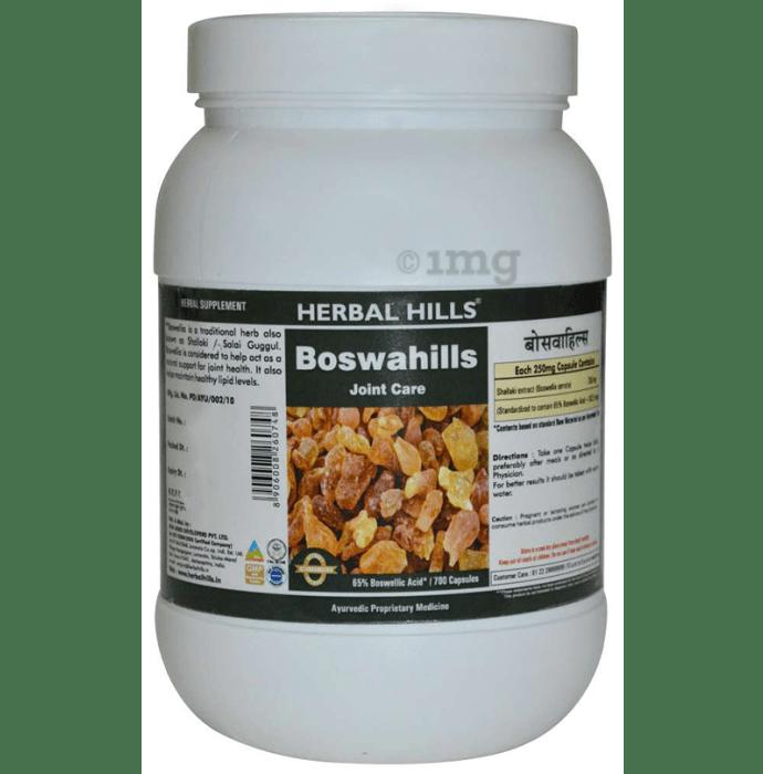 Herbal Hills Boswahills Capsule Value Pack